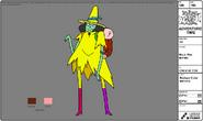 Modelsheet magicman (female)