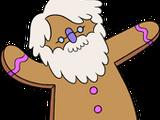 Gingerbread Pen
