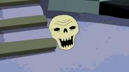 Talkin' skull