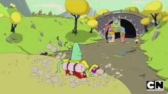 Adventure Time - Freak City (Preview) Clip 2