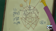 S5e26 Abracadaniel sacrifice diagram
