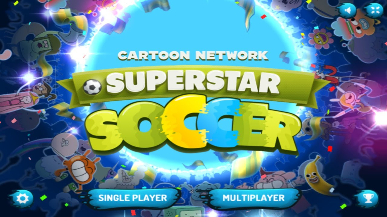 Cartoon Network: Superstar Soccer | Adventure Time Wiki