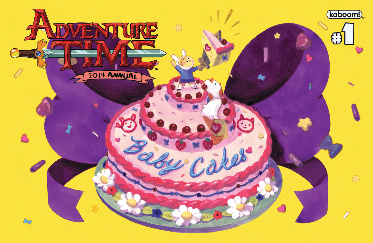 Adventure Time Annual 2014 Adventure Time Wiki Fandom Powered By
