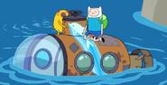 S1e16 Outside the submarine