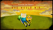 Who Would Win title card