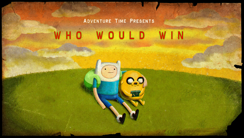 Who Would Win | Adventure Time Wiki | FANDOM powered by Wikia