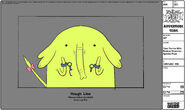 Modelsheet Tree Trunks with Broken Shackles - Special Pose