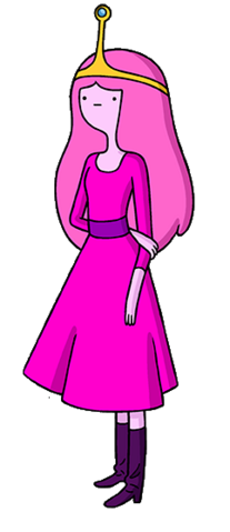 File:Princess bubblegum in dress special alarm color.png