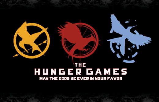 The hunger games trilogy by rjvg92-d341yoq