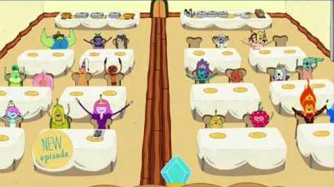 Adventure Time - Princess Day DVD (Sneak Peek)