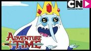 Adventure Time Season 1 Wedding Bells Thaw (Clip) Cartoon Network-0