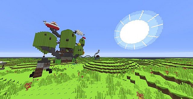 User blog:To5toi/Adventure Time Land of OOO in minecraft ...