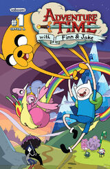 Adventure Time (comic)