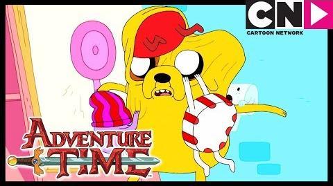 Adventure Time Goliad Cartoon Network