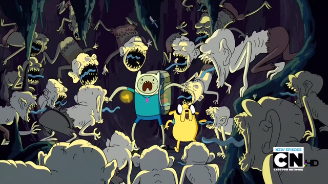 File:S2e9 finn and jake attacked by chud.png