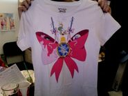 Fionna and Cake group tshirt