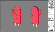 Modelsheet candyperson16red