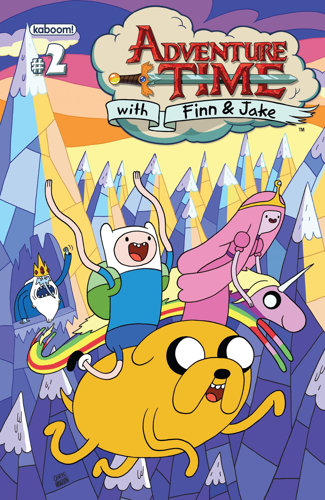 Issue 2 | Adventure Time Wiki ...
