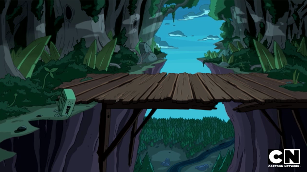 File:S5 e17 Bridge overlooking the forest.PNG