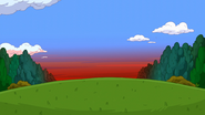 S7e34 Hilltop border from Fire Kingdom & Grasslands