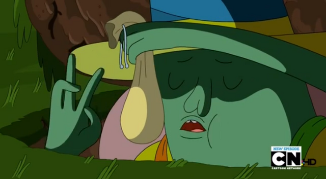 File:S5 e5 Magic Man casting spell on the bag.PNG