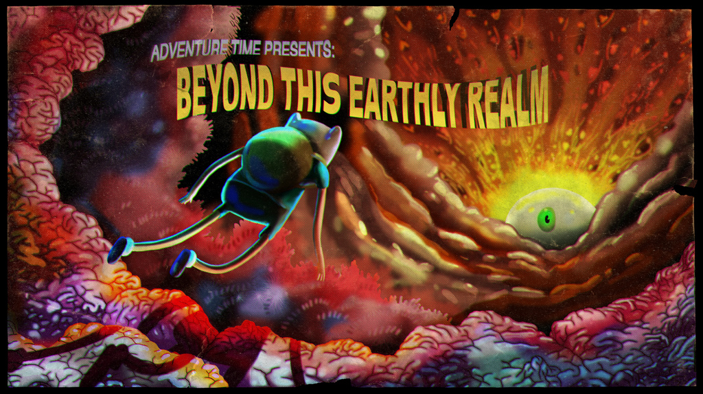 Beyond this Earthly Realm/Transcript   Adventure Time Wiki