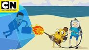 Business Dudes Help Out Adventure Time Cartoon Network