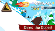 Ski Safari - Shred the slopes