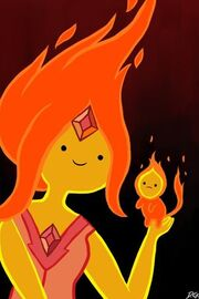 FlamePrincessscutee