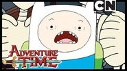 Adventure Time Season 1 Henchmen (Clip) Cartoon Network