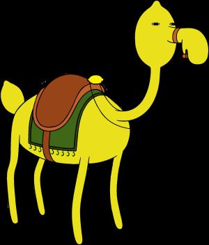 Lemon Horse