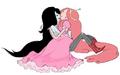 Bonnibel and Marceline - Vampire Orientation - by Natasha.png