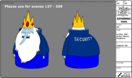 S7e36 Ice King modelsheet