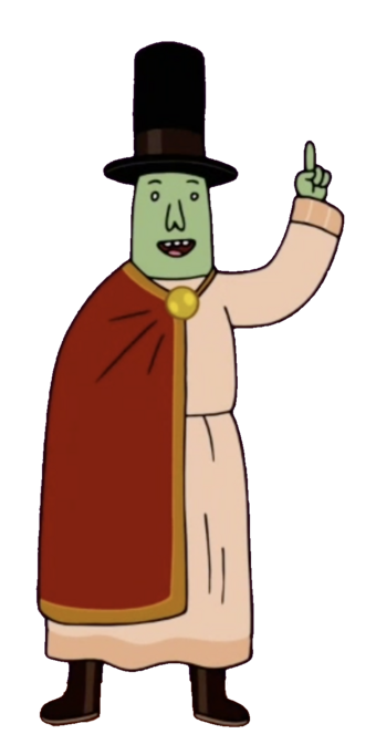 King Man Adventure Time Wiki