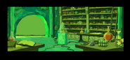 Bg s6e24 Evergreen's lab