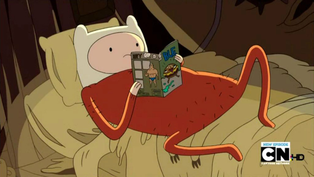 Ble | Adventure Time Wiki | FANDOM powered by Wikia