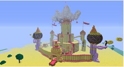 candy kingdom minecraft