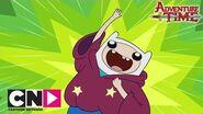 Wizards Adventure Time Cartoon Network