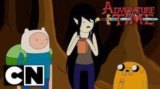Adventure Time - Red Starved (Clip)