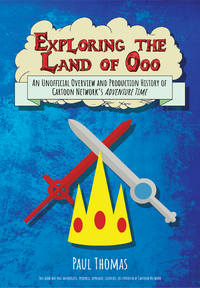 Exploring the Land of Ooo Cover