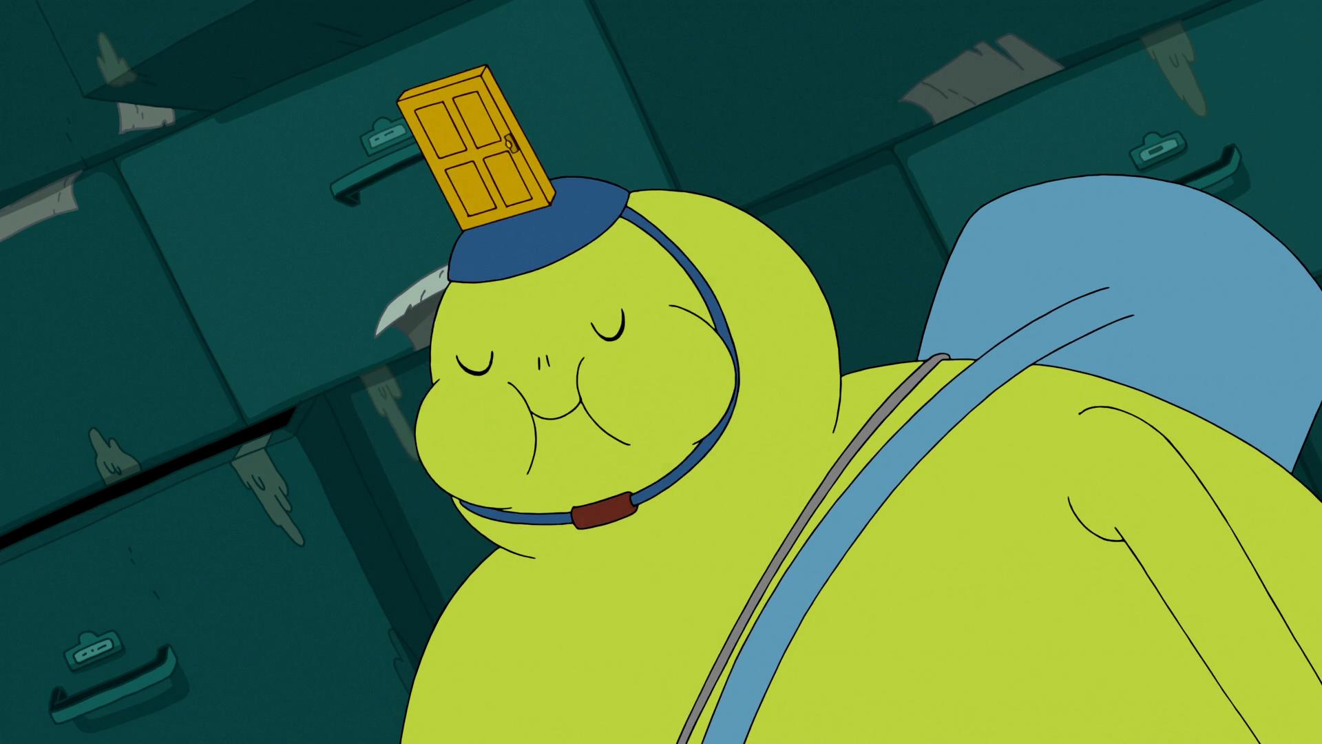 S3e10 Door Lord shaking head.png & Image - S3e10 Door Lord shaking head.png | Adventure Time Wiki ...
