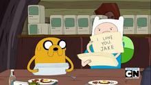 6-I love you Jake