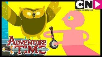 Adventure Time Hoots Cartoon Network