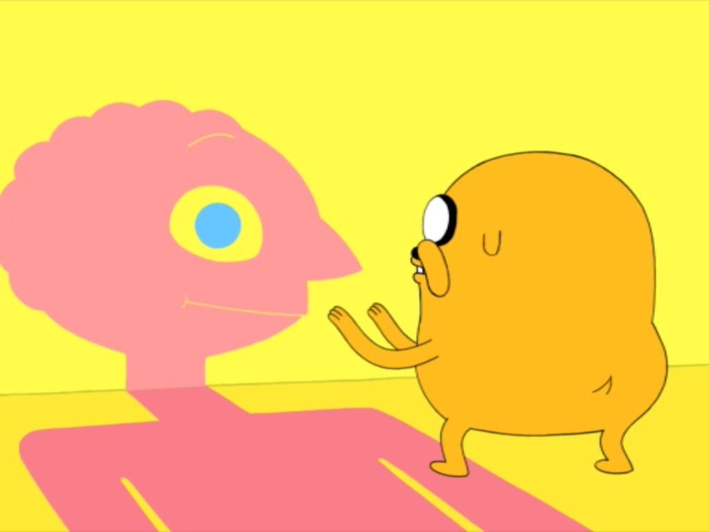 Image - S5e2 Jakes wish to Prismo.jpg | Adventure Time Wiki | FANDOM ...