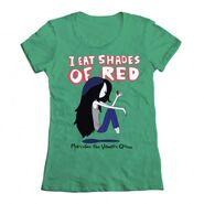 Shades of Red Green Shirt