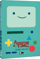Adventure Time The Complete Third Season DVD