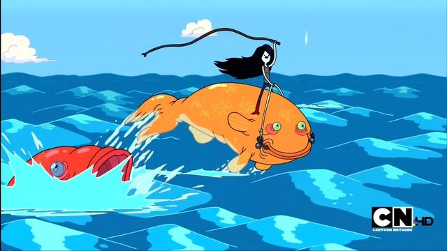 File:S1e12 Marceline riding goldfish monsters.png