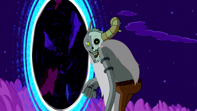 File:S4 E26 The Lich thanking Finn.PNG