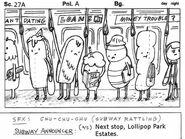 AT - Root Beer Guy Subway