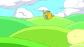 S6e12 Finn and Jake coming in for a landing.png